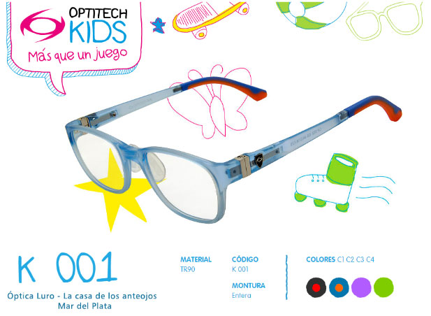 lentes-optitech-niños